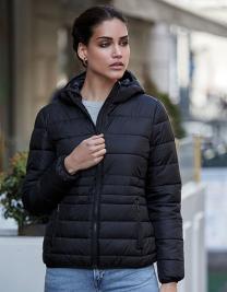 Womens Hooded Zepelin Jacket